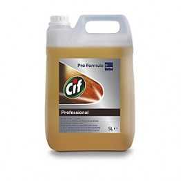 CIF Prof.Wood Floor Cleaner /parkettaápoló szer(5l)