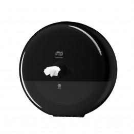Tork SmartOne toalettpapír-adagoló (fekete)