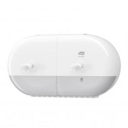 Tork SmartOne® Mini duplatekercses toalettpapír-adagoló (fehér)