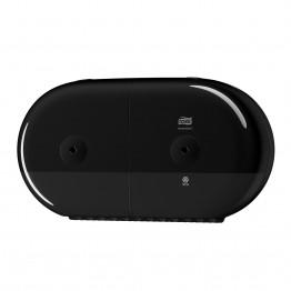 Tork SmartOne® Mini duplatekercses toalettpapír-adagoló (fekete)