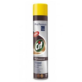 CIF Prof. Wood Furniture Polish /bútorápoló/  (400ml)