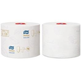 Dupla-tekercses Mid-size toalettpapírok (T6)