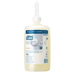 Tork Extra Hygiene folyékony szappan (átlátszó)