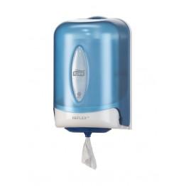 Tork Reflex laponkénti mini adagoló belsőmagos adagolású törlőkhöz (kék)