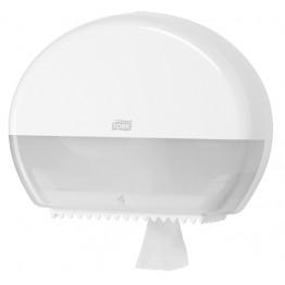 Tork Mini Jumbo toalettpapír-adagoló (fehér)