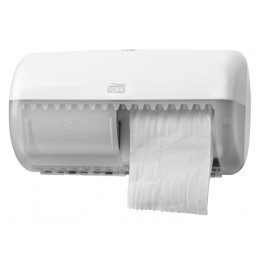 Tork kistekercses toalettpapír-adagoló (fehér)