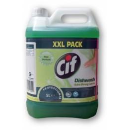 CIF Prof.Dishwash Lemon /kézi mosogatószer/(5l)