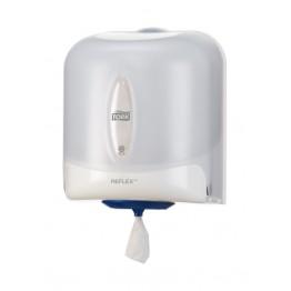 Tork Reflex laponkénti adagoló belsőmagos adagolású törlőkhöz (fehér)