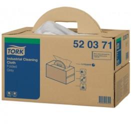 Tork Ipari tisztítókendő, hajtogatott-hordozható doboz