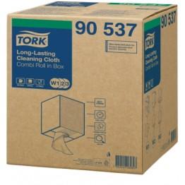 Tork többször használható tisztítókendő, dobozos kombi tekercs