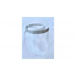 Arcvédő (pajzs, műanyag)