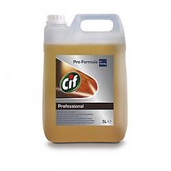 CIF Prof.Wood Floor Cleaner /parkettaápoló szer(5l)