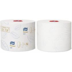 Tork Soft Mid-size toalettpapír T6