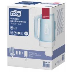 Tork mini adagoló belsőmag adagolású törlőkhöz - starter pack, M1