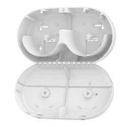 Tork SmartOne® Mini duplatekercses toalettpapír-adagoló (fehér) T9