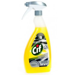 CIF Prof.Power Cleaner Degreaser /erőteljes tisztító-, zsíroldószer/(750ml)