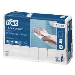 Tork Xpress Soft Multifold kéztörlő H2
