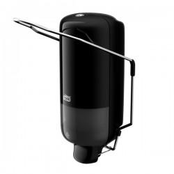 Tork folyékony szappan adagoló könyökkarral (fekete) S1