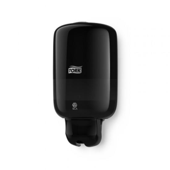 Tork Mini folyékony szappan adagoló (fekete) S2