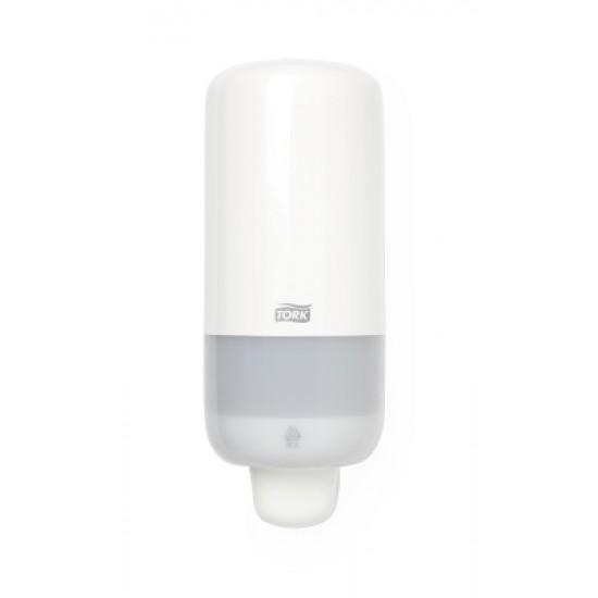 Tork habszappan-adagoló (fehér) S4