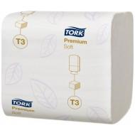Tork Soft Folded toalettpapír T3