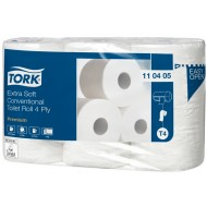 Tork Extra Soft kistekercses toaletpapír T4