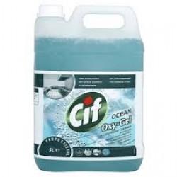 CIF Prof.Oxy-Gel Ocean /ált.felülettisztítószer/(5l)