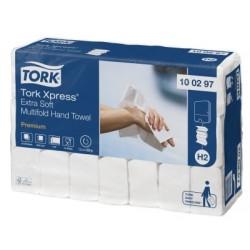 Tork Xpress® Multifold extra puha kéztörlő H2