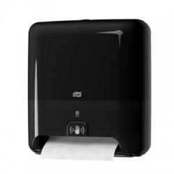 Tork Matic tekercses kéztörlő-adagoló Intuition szenzorral (fekete) H1