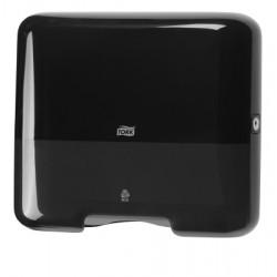 Tork Mini adagoló Singlefold Z ésC hajtogatású kéztörlőhöz (fekete) H3