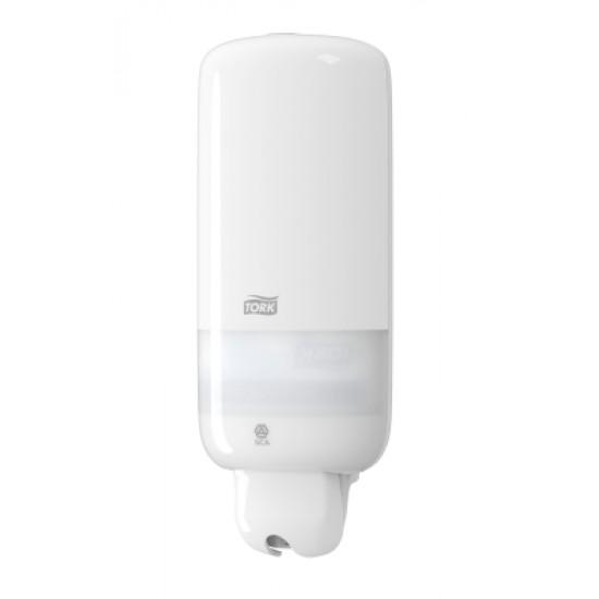 Tork folyékony szappan adagoló (fehér) S1/S11