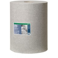 Tork ipari tisztítókendő, dobozos kombi tekercs (szürke), W1/W2/W3