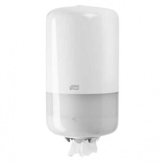 Tork mini adagoló belsőmag adagolású törlőhöz (fehér) , M1