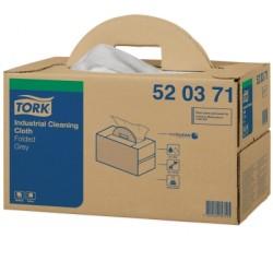 Tork Ipari tisztítókendő, hajtogatott-hordozható doboz, W7