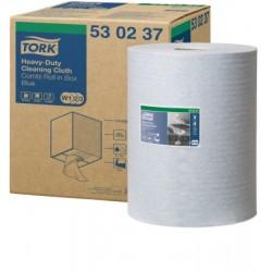 Tork nagyteljesítményű tisztítókendő, dobozos kombi tekercs, W1/W2/W3