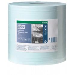 Tork szöszszegény tisztítókendő, tekercses, W1/W2/W3